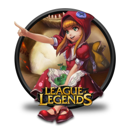 Annie Red Riding Chinese artwork icon