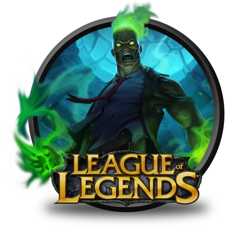Brand-Zombie icon