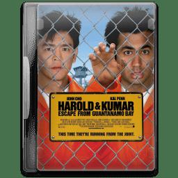 Harold Kumar Escape from Guantanamo Bay icon