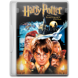 Harry Potter And The Sorcerers Stone Icon Movie Mega Pack 1 Iconset Firstline1