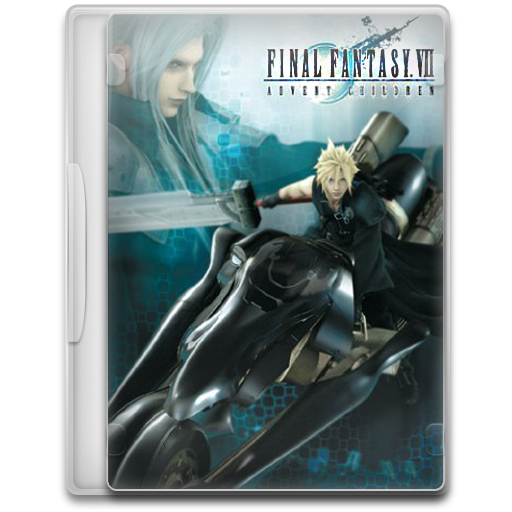 Final-Fantasy-VII-Advent-Children icon