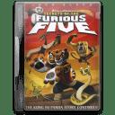 Kung Fu Panda Secrets of the Furious Five icon