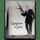 Quantum of Solace icon