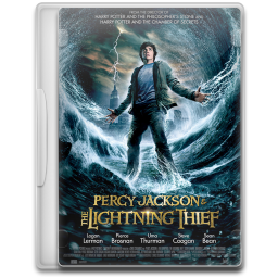 Percy Jackson the Olympians The Lightning Thief icon