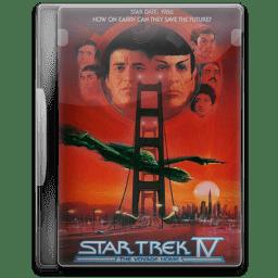 Star Trek IV The Voyage Home icon