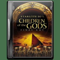 Stargate SG 1 Children of the Gods icon