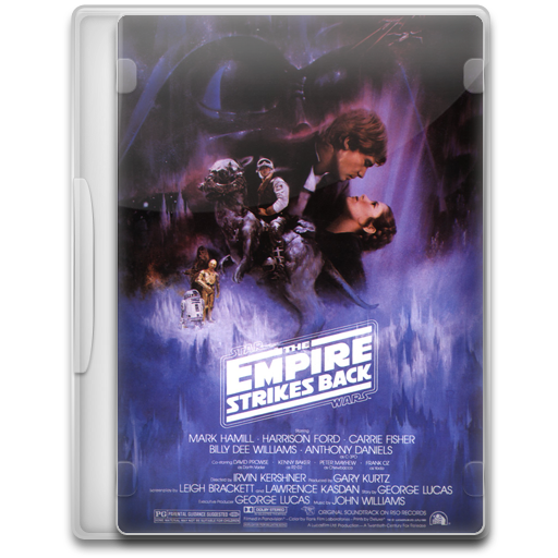Star Wars Episode V The Empire Strikes Back icon