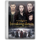 The Twilight Saga Breaking Dawn Part 2 icon