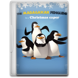 The Madagascar Penguins in a Christmas Caper icon