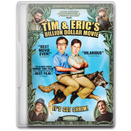 Tim and Erics Billion Dollar Movie icon