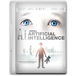 Ai Artificial Intelligence Icon Movie Mega Pack 4 Iconset Firstline1