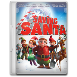 Saving Santa icon