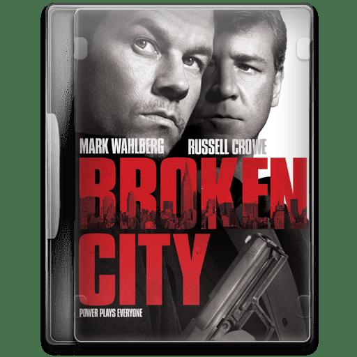 Broken-City icon