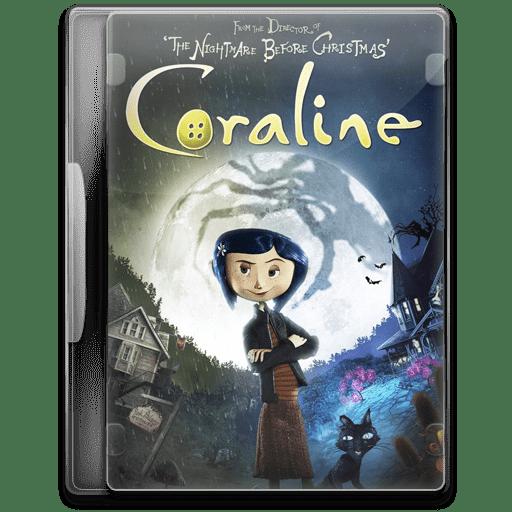 Coraline Icon Movie Mega Pack 4 Iconset Firstline1
