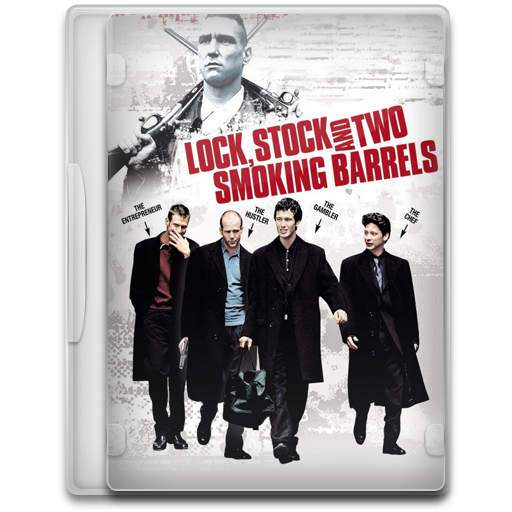 Lock Stock and Two Smoking Barrels icon