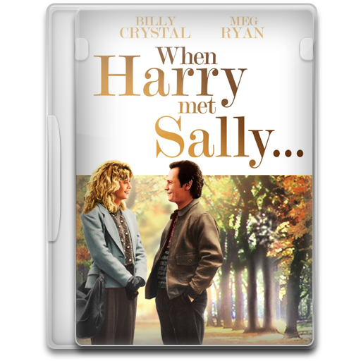 When-Harry-Met-Sally icon