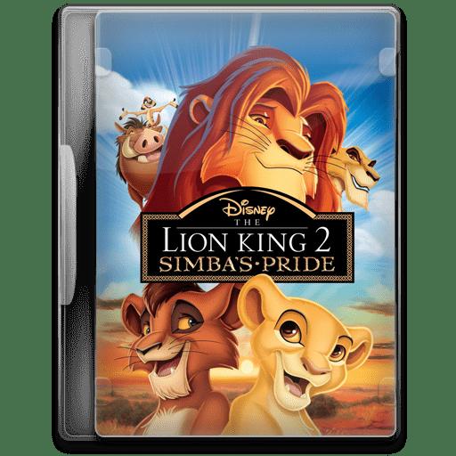 The-Lion-King-II-Simbas-Pride icon
