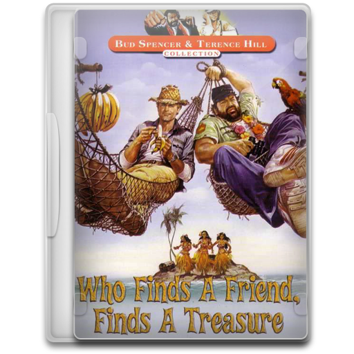 Who Finds a Friend Finds a Treasure icon