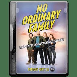 No Ordinary Family icon