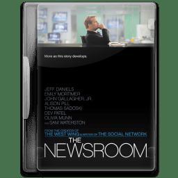 The Newsroom icon