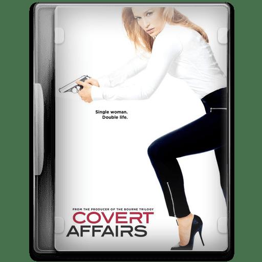 Covert Affairs 1 icon