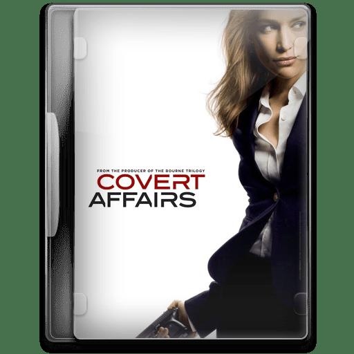 Covert Affairs icon