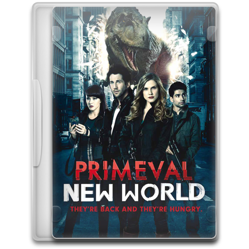 Primeval New World icon