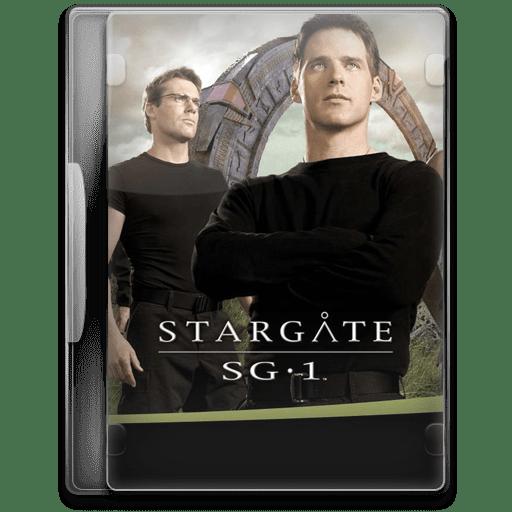 StarGate SG 1 8 icon