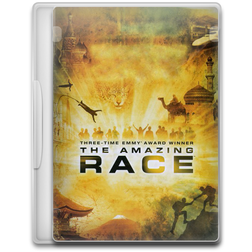 The-Amazing-Race-2 icon