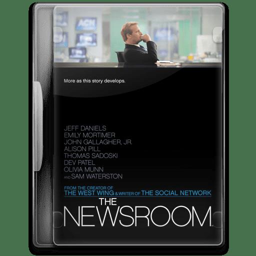 The-Newsroom icon