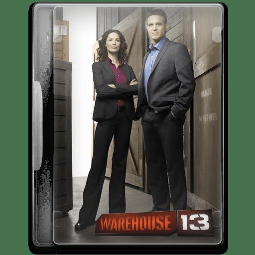 Warehouse-13 icon