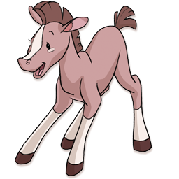 Foal icon