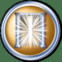 Toolbar home icon
