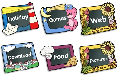 Slate Icons