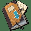 Folder Drop icon