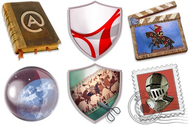 The Lords Applications Icons