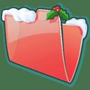 Folder Snow icon