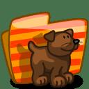 Folder Dog icon