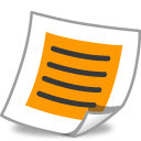 System Text icon