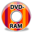 Device-DVD-RAM icon