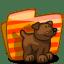 Folder-Dog icon