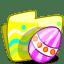 Folder Easter icon