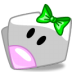 Folder-Girl-Green icon