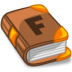 System-Apps-Font-Book icon