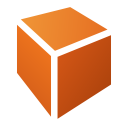 Actions draw cuboid icon