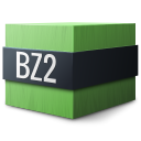 Mimetypes application x bzip icon