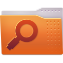 Places folder saved search icon