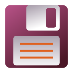 Actions filesave icon