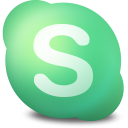 Actions skype connecting icon