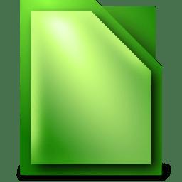 Apps libreoffice calc icon